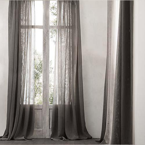 Robes per a confeccionar cortines a mida a Reus