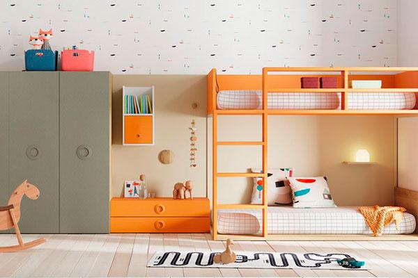 Lliteres per a nens de colors diferents adaptables a mida