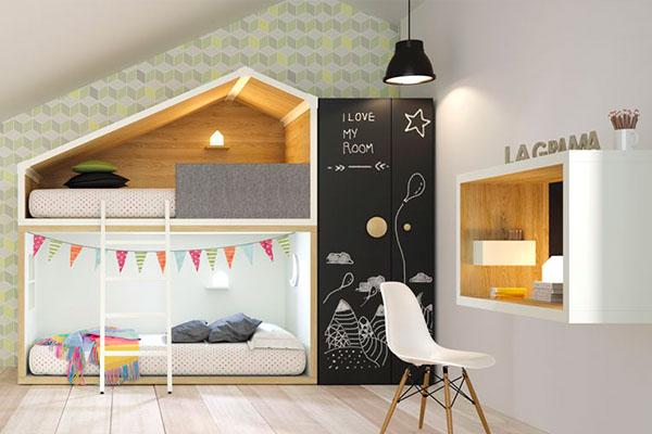 Litera caseta Cottage de la marca catalana Lagrama