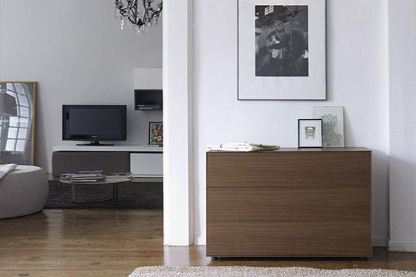 Cómoda básica pero elegante de la marca TREKU a Reus, Mobles Perpinyà.